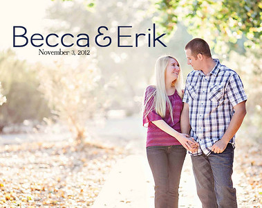 Becca & Erik Album