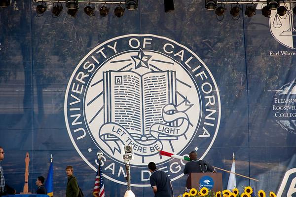 Becca's UCSD Graduation 6-16-2013
