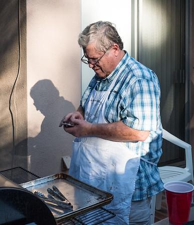 Becker Labor Day BBQ '15
