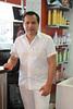 Owner of Becker Salon; Becker Chicaiza