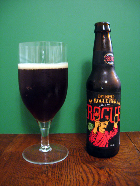 St. Rouge Red Ale