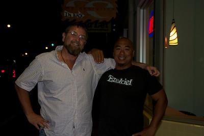 Dave and I circa 2010