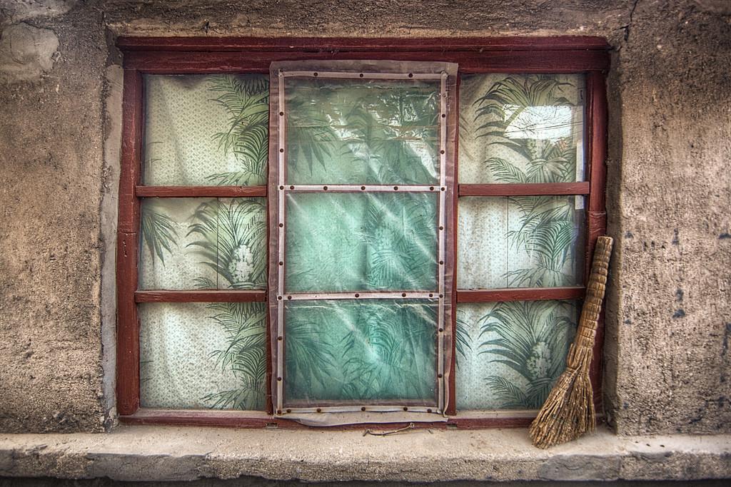 Window brush