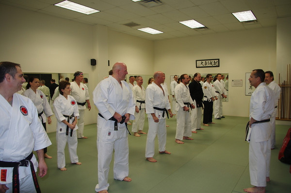 Shorin-Ryu Karate Academy Reunion (courtesy Kisten Pepe) (April 28, 2012)