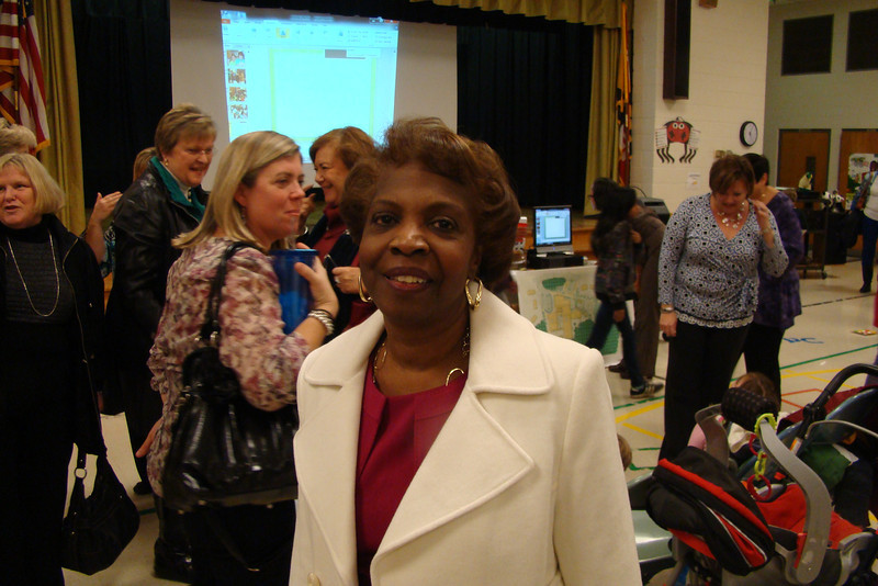 Ms. Wilma Dean (6th Grade Teacher)