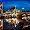 Belgium, Netherlands, Alsace :