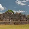 Mayan Ruler's home