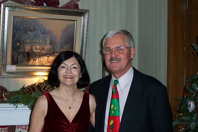 The Christmas Dance  - Nancy and Mark Franich