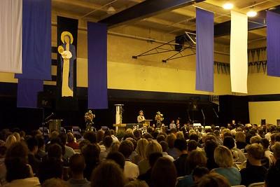 Mother/Son Communion Mass