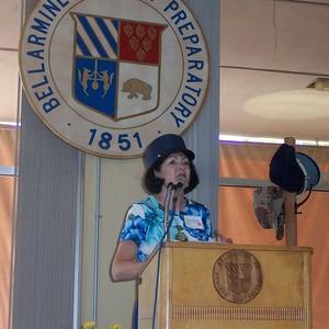 Mother's Guild President (2002-2003)  Nancy Franich