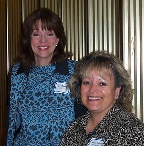 Mary Danna and Denise Trebaol