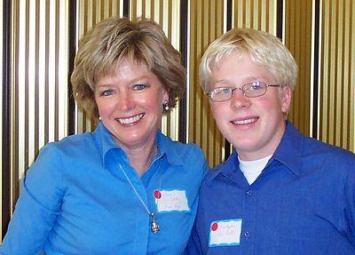 Tina and Chris McCarter