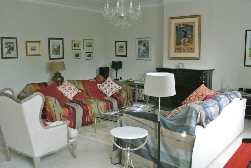 Living Room (Off first floor hallway)