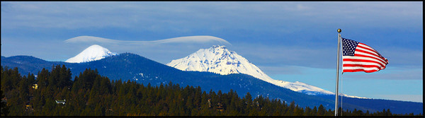 Broken Top, Cascades, Oregon