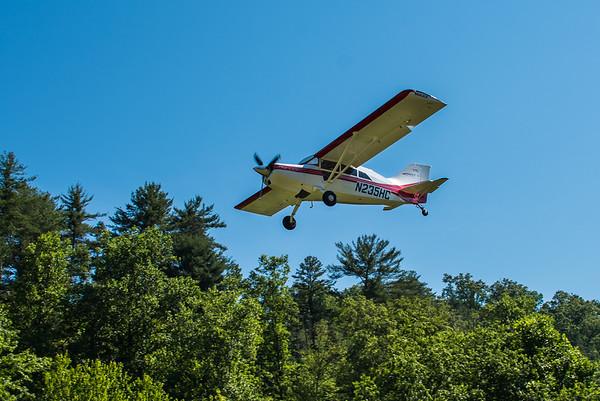 Benson Fly In 061017
