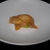 oyster, cabbage, pork belly, fermented pepper