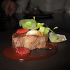 beef, lily bulb, celery, cherry espagnole sauce