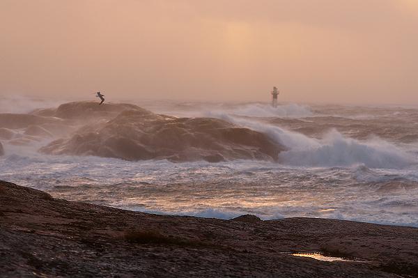 Storm över Tjurpannan