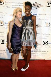 Irene Fox, Sandra Nyanchoka photo by Rob Rich © 2009 516-676-3939 robwayne1@aol.com