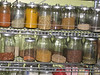 Spices in pantry, Oakland sublet