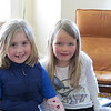 Syl and friend Sigrid