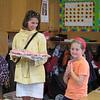 bringing birthday cupcakes to school