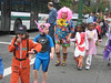 Emerson Elementary parade through the neighborhood