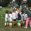 Catherine coaches the Rockridge Roses.