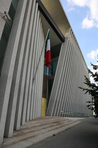 Anbassy of the Kingdom of Bahrain