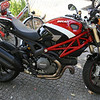 Look guys, this is a REAL motorbike, that sounds like a bombshell and steers razorsharp, .... DUCATI Streetfighter..
