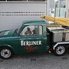 Sixweeler pickuptruck version of the famous Trabant...