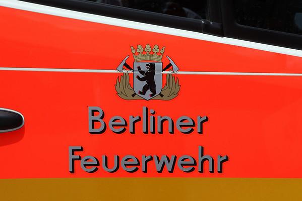 Berlin Fire Department 2010