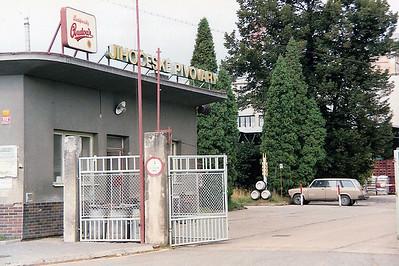 Ceske Budovice - Budvar brewery SM