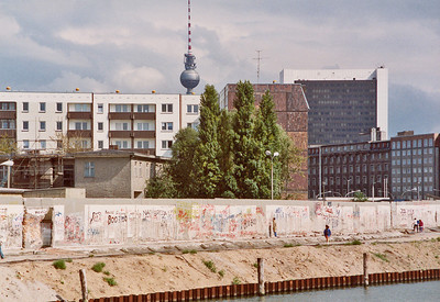 Berlin Wall September 1990 4 SM