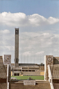 Olympic Stadium - East Berlin September 1990  5 SM