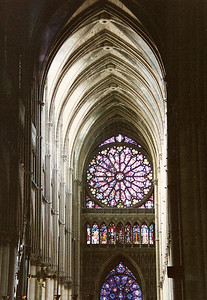 Reims Cathedral, September 1990 2 SM