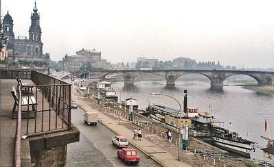 Dresden - River Elbe 04-09-44 SM