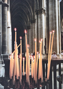 Reims Cathedral, September 1990 3 SM