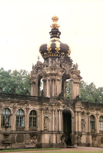 Dresden - Zwinger Palace Museum 04-09-44 SM