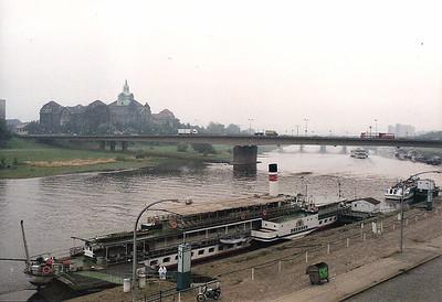 Dresden - River Elbe 04-09-44 2 SM