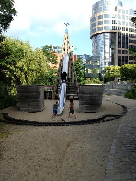 Lots of great Spielplätze in Berlin!