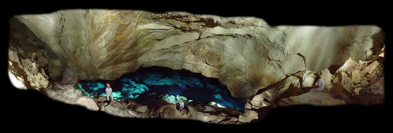 Bermuda Caves