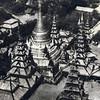 spires in India