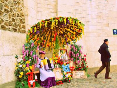 Bohémové na Montmartru jsou stále živí a svou svobodu si nenechají ničím vzít