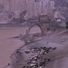 S Turkey - Hasankeyf, area flooded later, 4/10/89<br /> O. Fragman