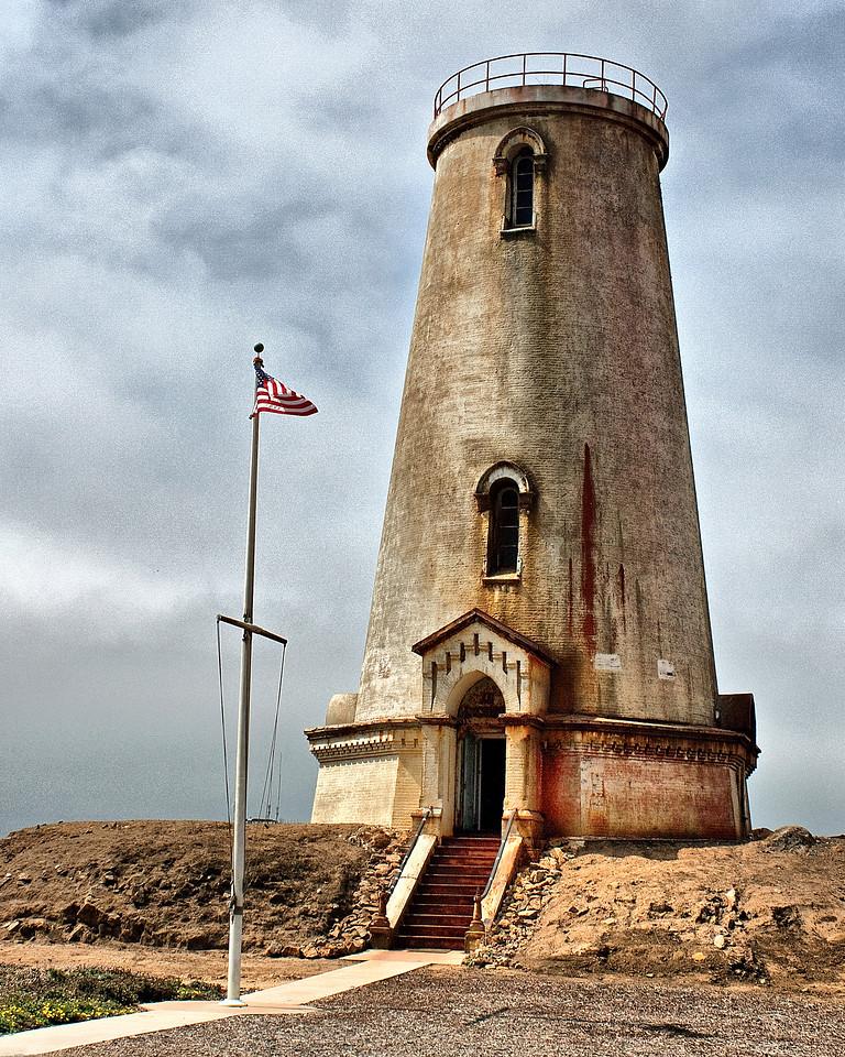 San Simeon Light Station