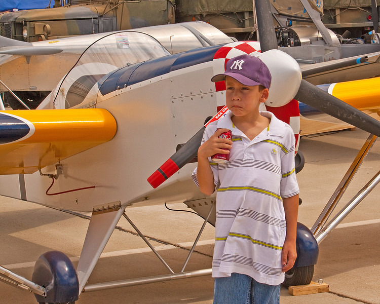 Seth - Camarillo Air Show