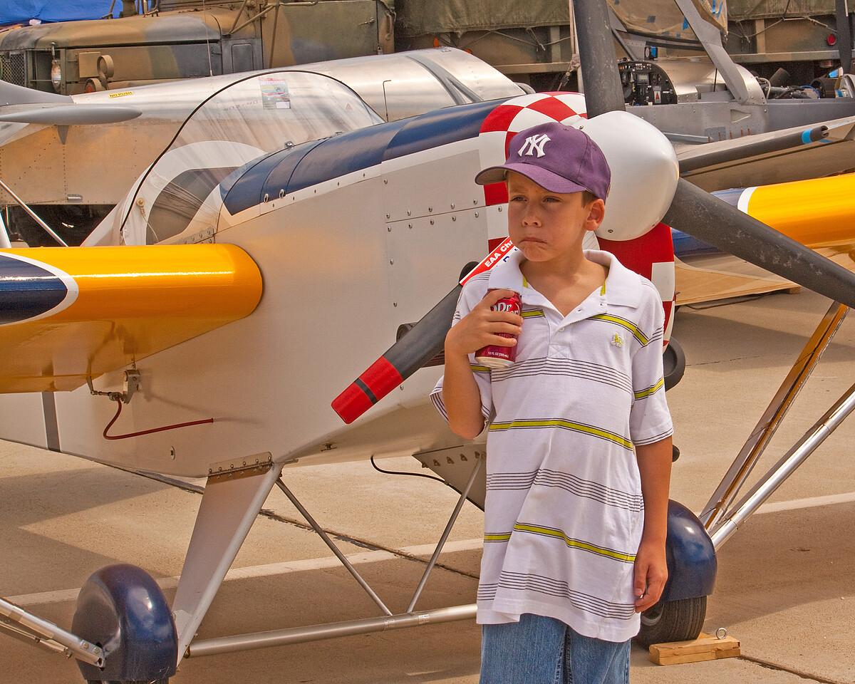 Seth - Camarillo Air Show