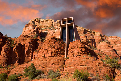 Sedona - Chapel of the Holy Cross