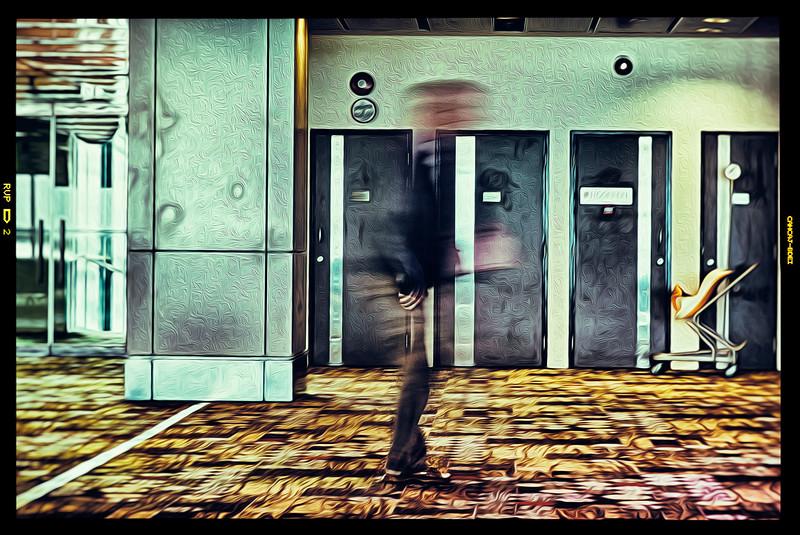 Singapore Airport in Transit